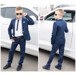 Детский костюм пиджак с брюками 13665A
