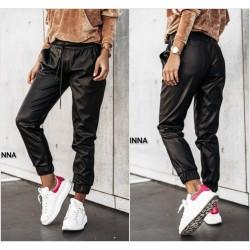 Женские брюки Экокожа 14100A