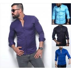 Мужская коттоновая рубашка 11438A