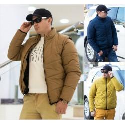 Мужская куртка-жилет трансформер 11439A