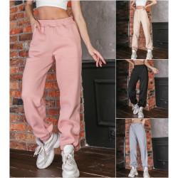 Женские теплые спортивные штаны 14400A