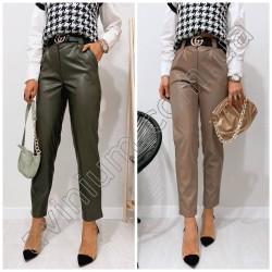 Женские брюки Экокожа 14695A