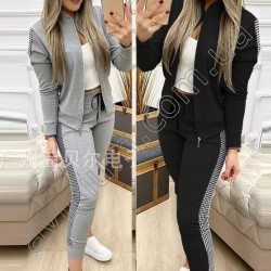 Женский костюм кофточка со штанами 14729A