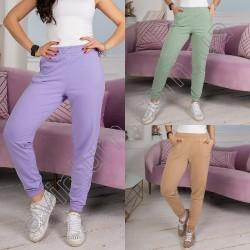 Женские спортивные штаны 14737A