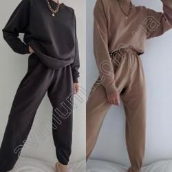 Женский костюм кофточка со штанами 14840A