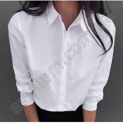 Женская рубашка на пуговицах 14992A