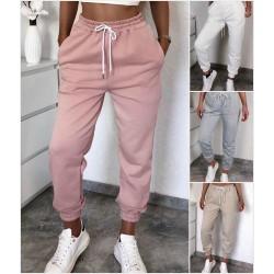 Женские спортивные штаны 12366A
