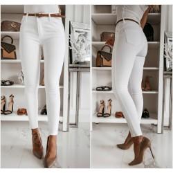 Женские брюки с карманами 12625A