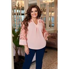 Блузки, рубашки, кофты больших размеров (Батал)
