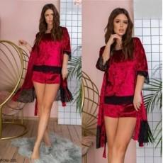 Женские пижамы, халаты