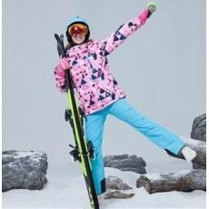 Женские зимние лыжные костюмы и комбинезоны